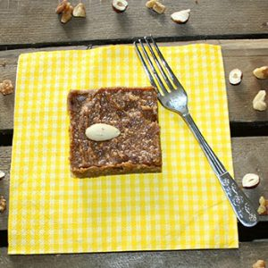 Peanut Butter Protein Square
