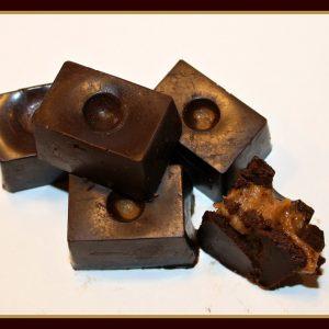 Orange Filled Chocolate