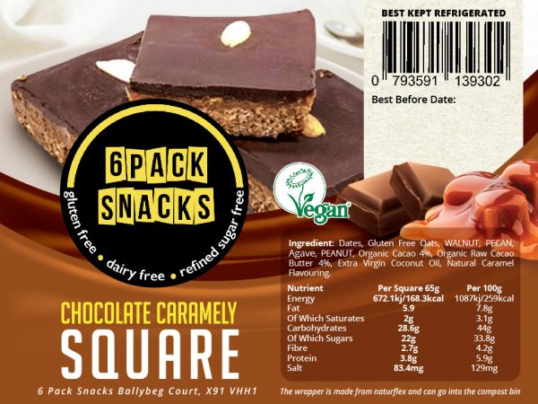6 Pack Snacks_Chocolate Caramely Square_8x6cm_Final design-01