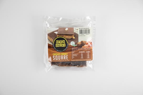 Choc Caramel Sqaure