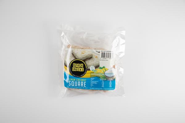 Lemon Coconut Sqaure